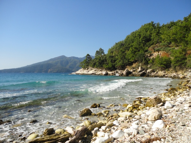 Thassos, Blue Bay