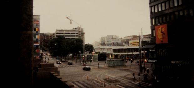 Helsinki noaptea, in iulie