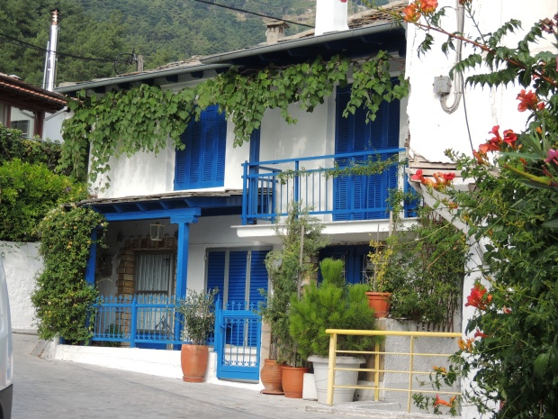 Beautiful house in Panagia, Thassos