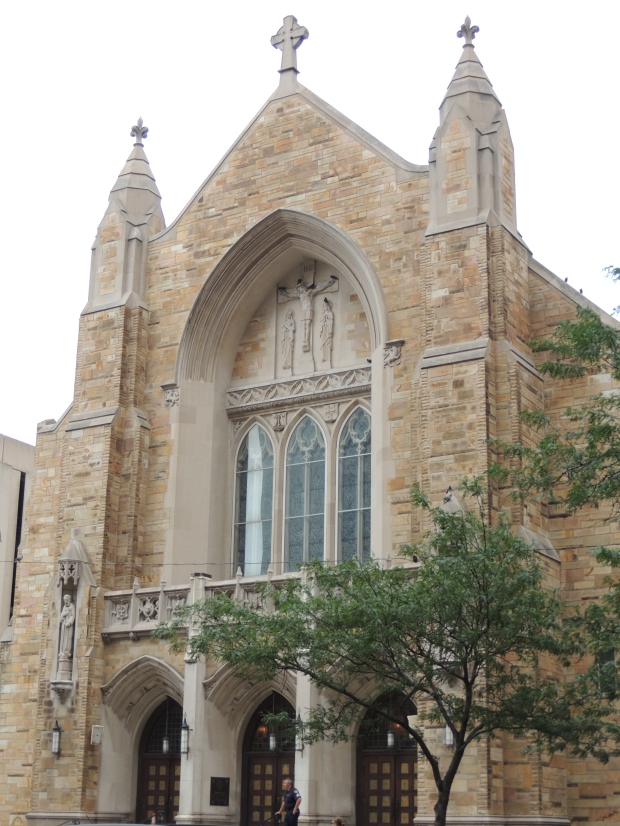 St.John Cathedral in Cleveland - blogin2.com
