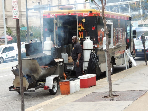 BBQ in Cleveland - blogin2.com
