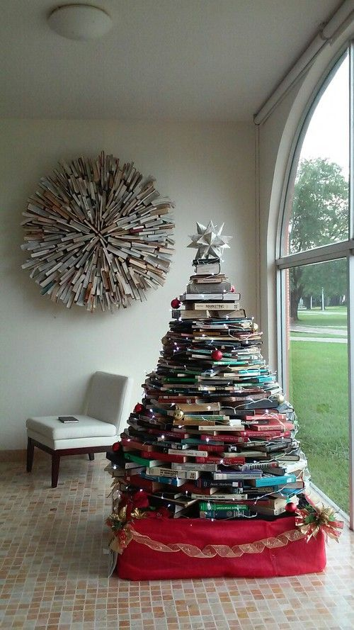 books tree