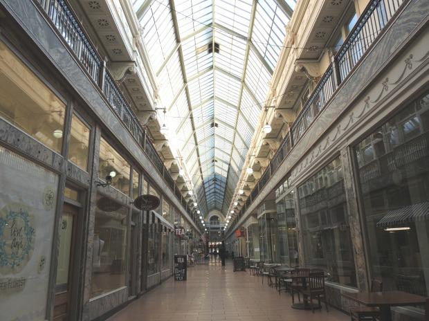 5th Street Arcades - blogin2.com