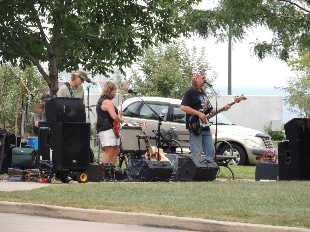 Street rock in Cleveland - blogin2.com
