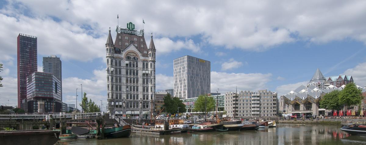 Din carul cu amintiri: Rotterdam si sansa mea olandeza