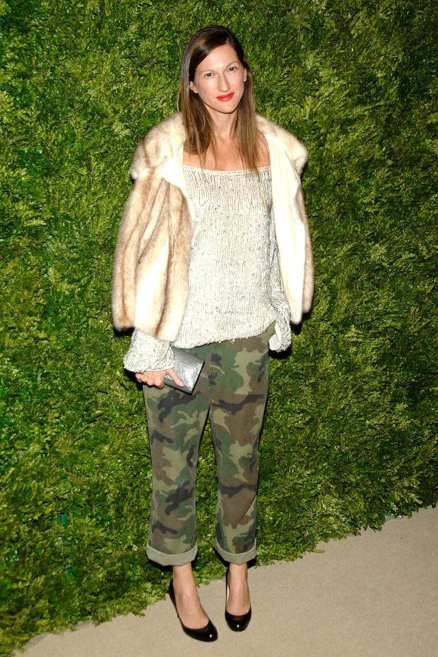 NEW YORK - NOVEMBER 15: Jenna Lyons attends the 7th Annual CFDA/Vogue Fashion Fund Awards>> at Skylight SOHO on November 15, 2010 in New York City. (Photo by Ben Gabbe/Getty Images)