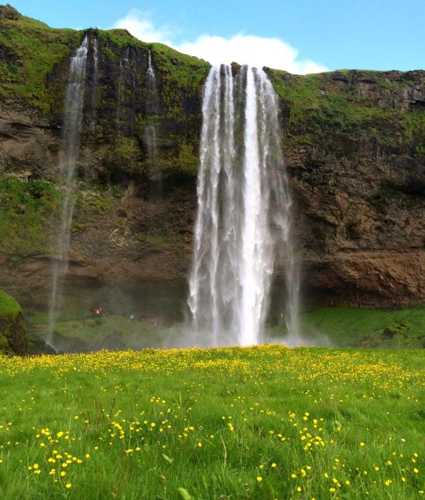 Islanda cascada 2