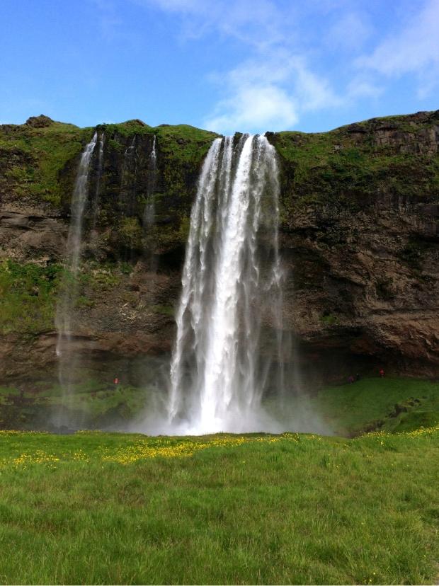 Islanda cascada 5