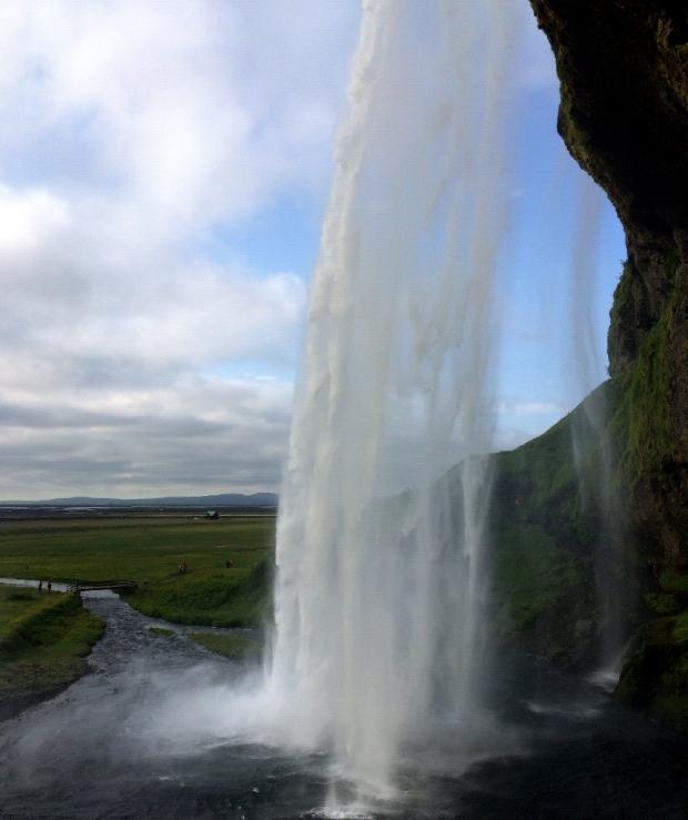 Islanda cascada 7