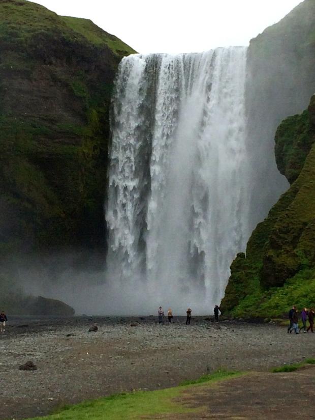 Islanda cascada